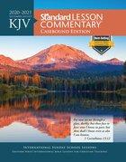 KJV Standard Lesson Commentary Edition 2020-2021 Hardback