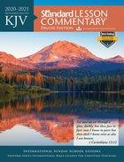KJV Standard Lesson Commentary Deluxe Edition 2020-2021 Paperback
