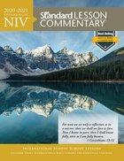 NIV Standard Lesson Commentary 2020-2021 Paperback