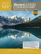 NIV Standard Lesson Commentary Deluxe Edition 2020-2021 Paperback
