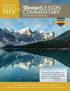 NIV Standard Lesson Commentary Large Print Edition 2020-2021 Paperback