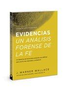 Evidencias Un Analisis Forense De La Fe Paperback