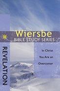 Revelation (Wiersbe Bible Study Series) Paperback