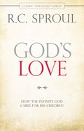 Ct: God's Love Paperback