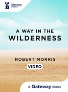 A Way in the Wilderness (Dvd) DVD