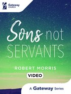 Sons Not Servants (Dvd) DVD