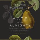 Acts of the Almighty eBook