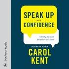 Speak Up With Confidence eAudio