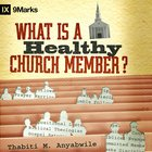 What is a Healthy Church Member eAudio