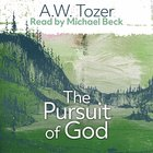 The Pursuit of God eAudio