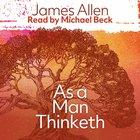 As a Man Thinketh eAudio