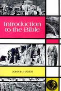 Introduction to the Bible Paperback