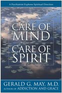Care of Mind Care of Spirit eBook