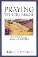 Praying With the Psalms eBook