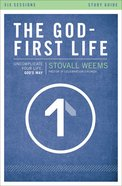 The God-First Life Study Guide eBook