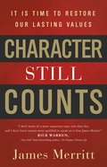 Character Still Counts eBook