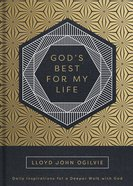 God's Best For My Life eBook