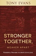 Stronger Together, Weaker Apart eBook