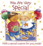 You Are Very Special Hardback