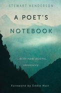 A Poet's Notebook eBook