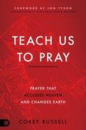 Teach Us to Pray eBook