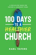 100 Days to a Healthier Church eBook