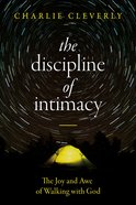 The Discipline of Intimacy eBook