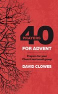 40 Prayers For Advent eBook