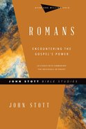 Romans (John Stott Bible Studies Series) eBook