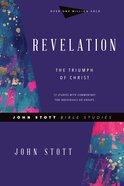 Revelation (John Stott Bible Studies Series) eBook