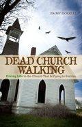 Dead Church Walking eBook
