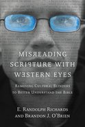 Misreading Scripture With Western Eyes eBook