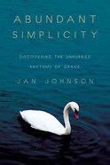 Abundant Simplicity eBook