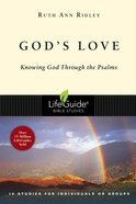 God's Love (Lifeguide Bible Study Series) eBook
