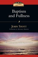 Baptism and Fullness eBook