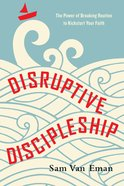 Disruptive Discipleship eBook