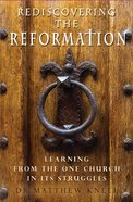 Rediscovering the Reformation eBook