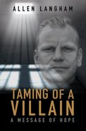 Taming of a Villain eBook