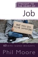 Straight to the Heart of Job eBook