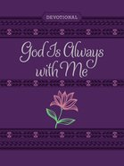 God is Always With Me Zip-Around Devotional Journal eBook