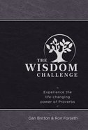 The Wisdom Challenge eBook