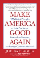 Make America Good Again eBook