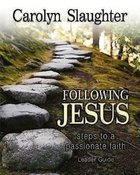 Following Jesus (Leader Guide) eBook