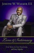 Love and Intimacy (101 Questions About The Bible Kingstone Comics Series) eBook