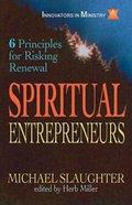 Spiritual Entrepreneurs eBook