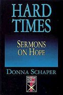 Hard Times: Sermons on Hope eBook