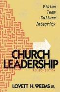 Church Leadership eBook