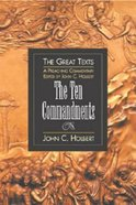The Ten Commandments (Great Texts Series) eBook