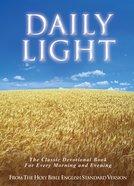 Daily Light (Esv) eBook