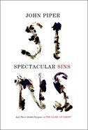 Spectacular Sins eBook